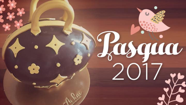 Produzione pasticceria e gelateria ai pini - Uova di pasqua decorati a mano ...